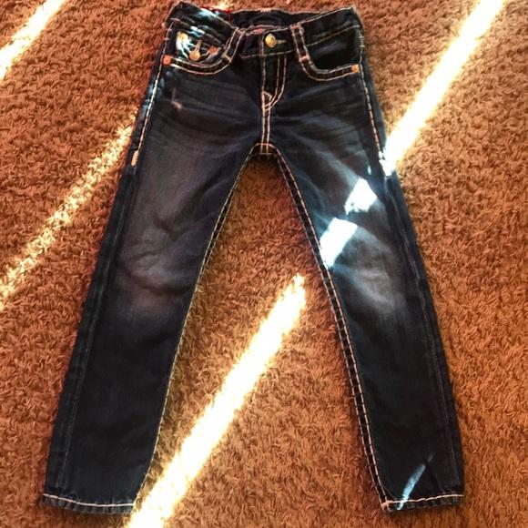 True Religion Other - Kids true religion jeans